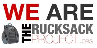 The Rucksack Project - Get Involved! header image
