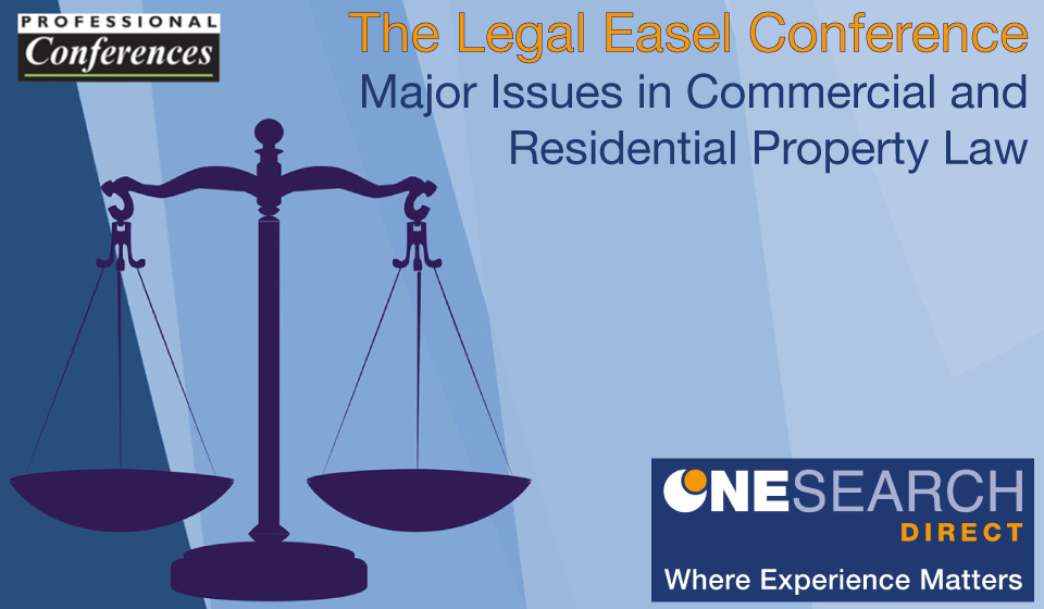 Legal Easel CPD Conference Preston heading image