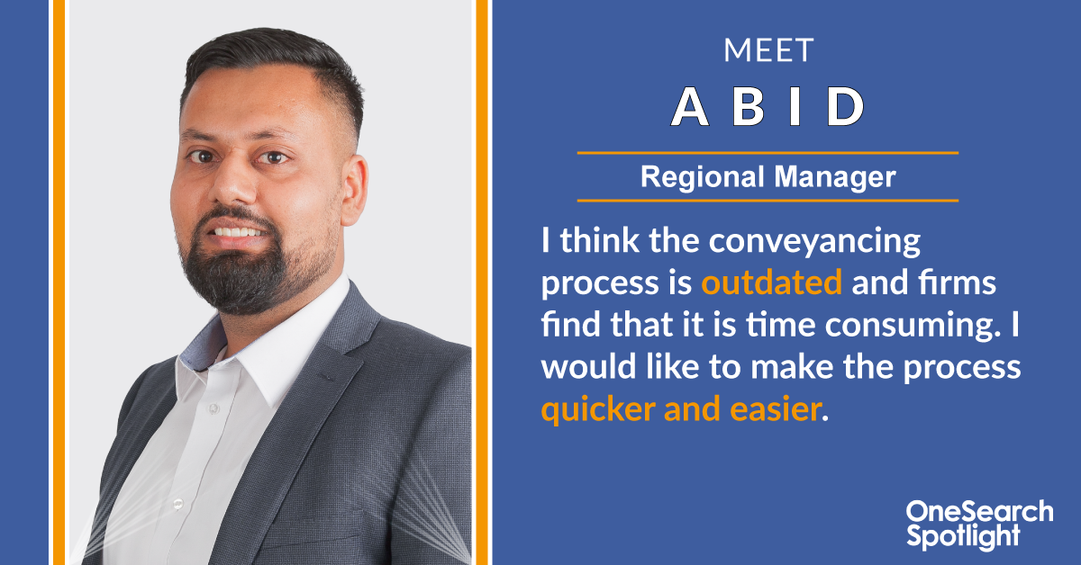 Spotlight Series | Meet Abid header image