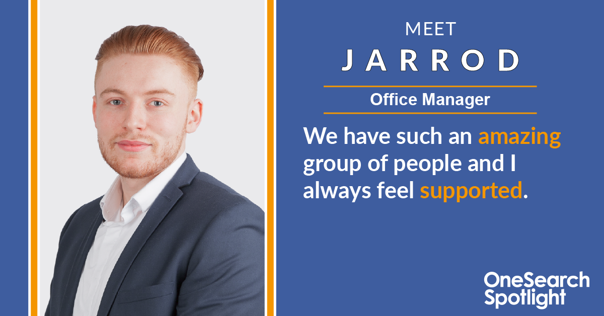 Spotlight Series | Meet Jarrod header image