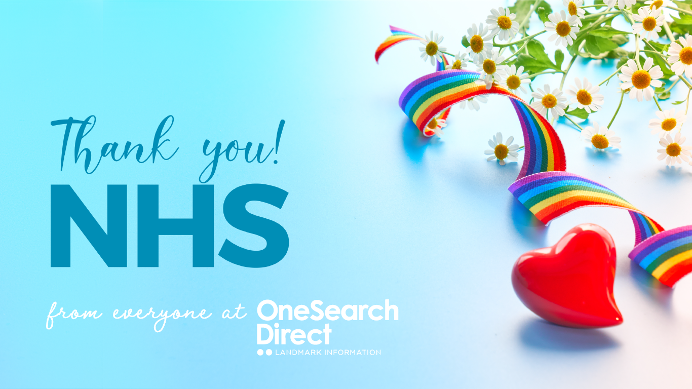 Thank You NHS header image