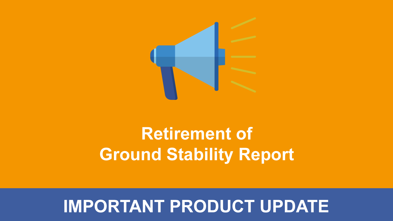 Product Update: Ground Stability header image