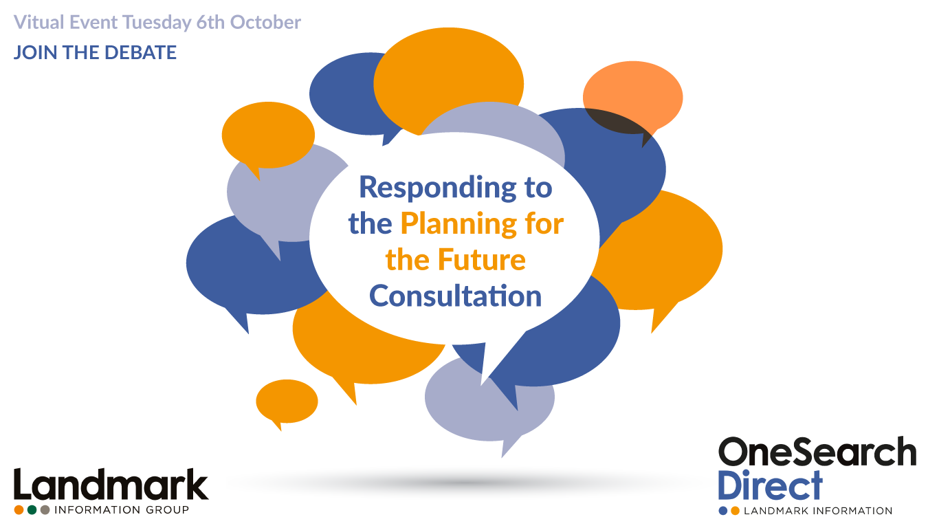 Planning for the Future Consultation header image