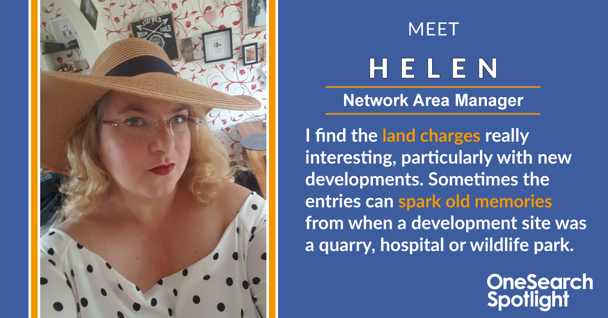 Spotlight Series | Meet Helen header image