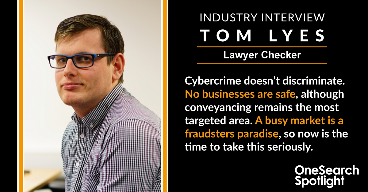 Is cyber crime getting worse? Industry Interview header image