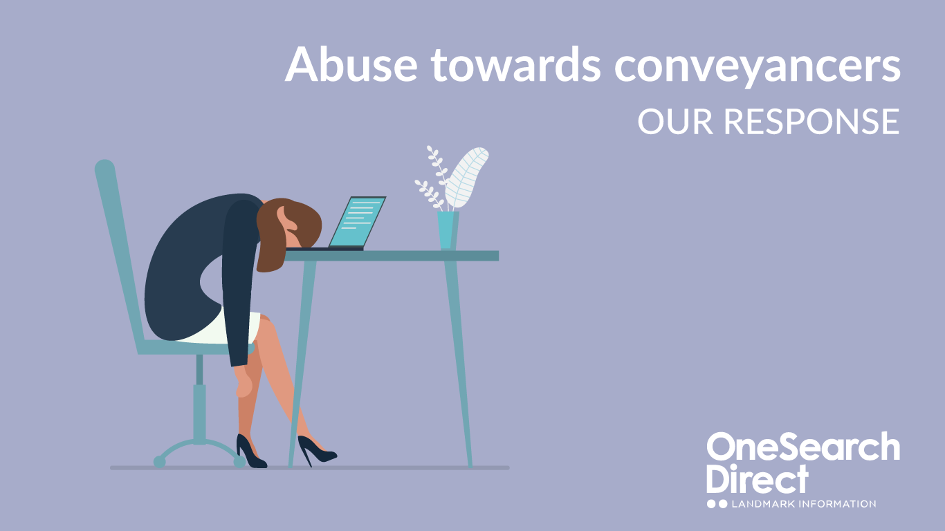 Conveyancer abuse: our response header image