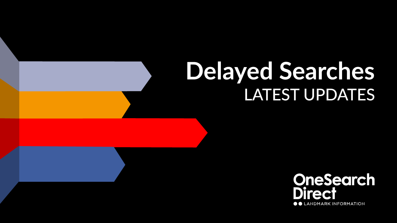 Delayed Searches: Latest Updates header image