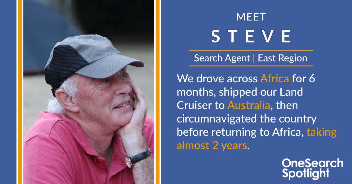 Spotlight Series | Meet Steve header image