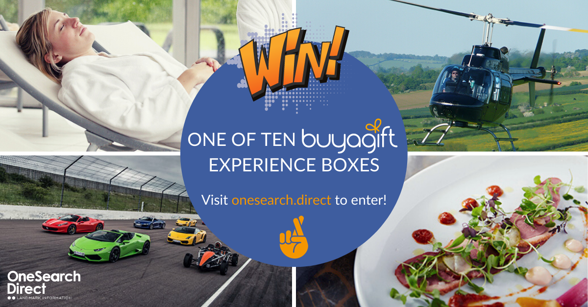 WIN an Experience Box in our festive prize draw heading image