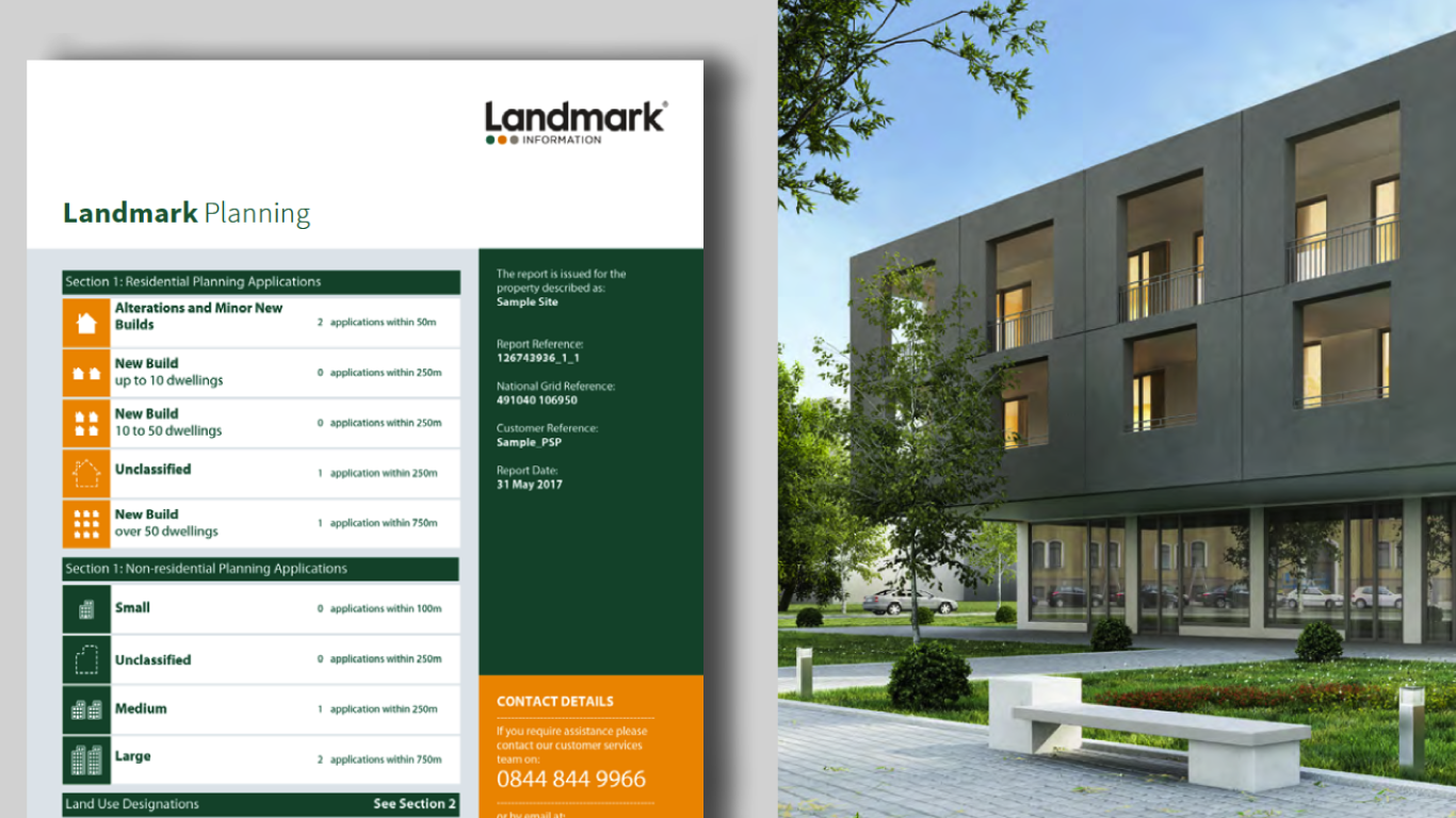 Introducing Landmark Planning header image