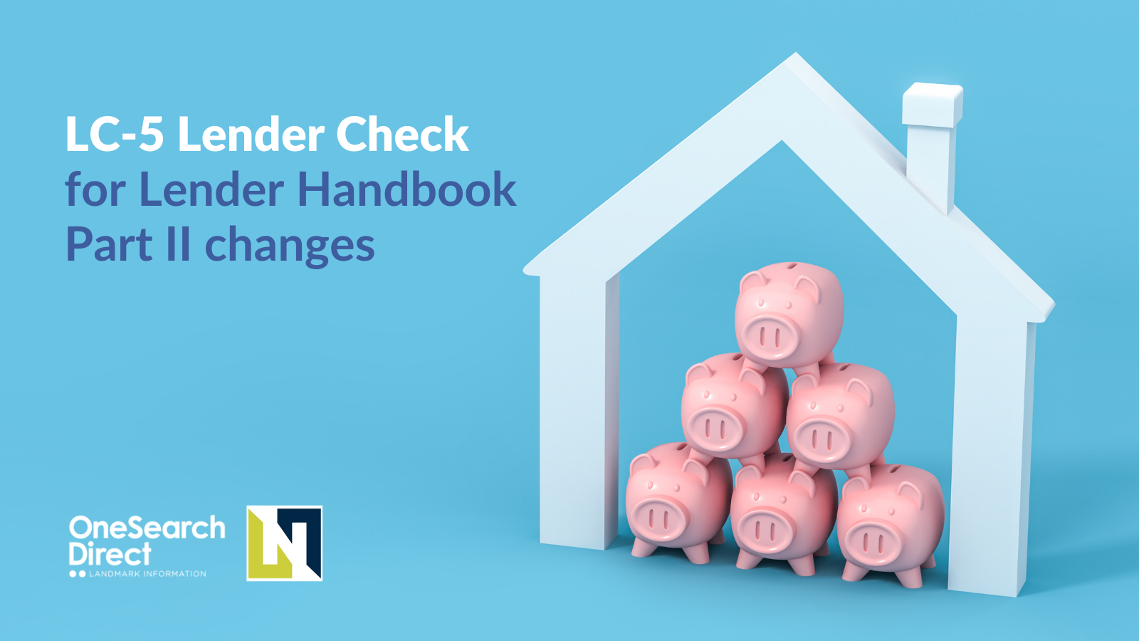 Keep up to date with changing lender requirements effortlessly heading image