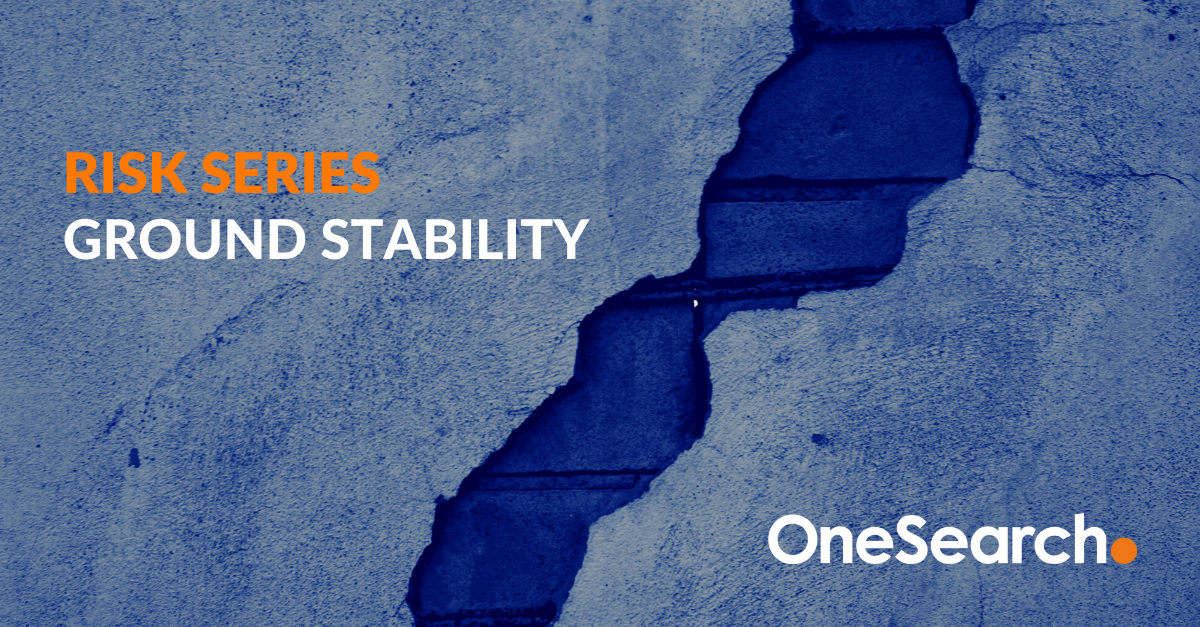 Risk Series | Ground Stability heading image