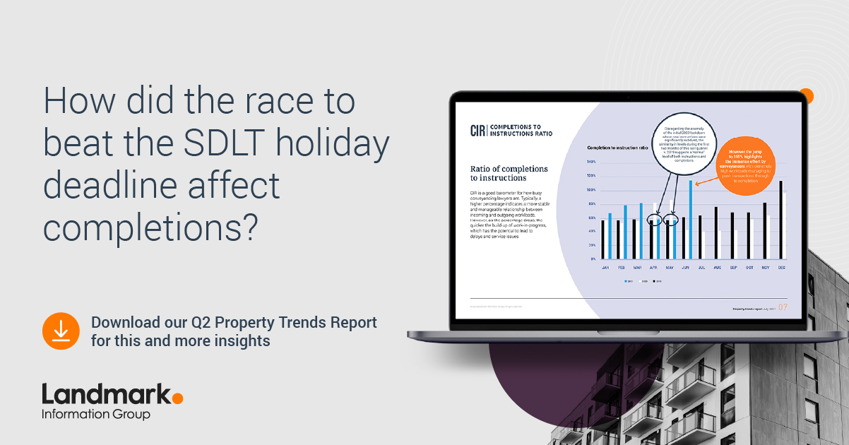 Q2 Property Trends Report heading image