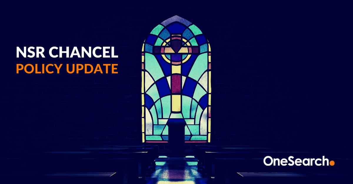 NEW! NSR Chancel Insurance up to 2 million pounds heading image
